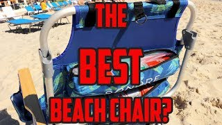 Who Makes The BEST Beach Chair? - Sondre Travel vs Tommy Bahama