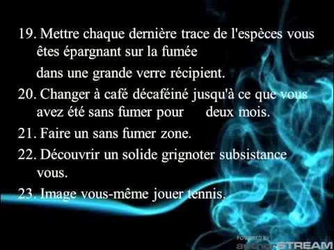 Methode et Question De Comment Arreter De Fumer, Tabac, Cigarette Paris, France