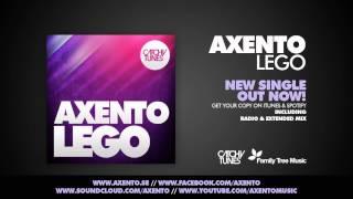 AXENTO - Lego (Radio Edit) [Teaser] [Official Release]