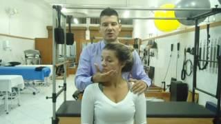 Tratamento Torcicolo Agudo (Energia Muscular) Clínica de Fisioterapia Dr. Robson Sitta (11)2528.4661