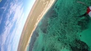 Repeat youtube video R/C Plane Crashes into the Sea. Underwater Scenes.