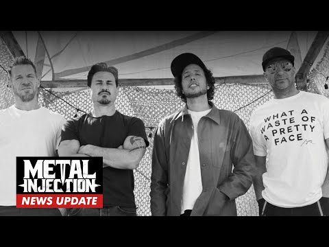 RAGE AGAINST THE MACHINE Reunion Tour Officially Announced | Metal Injection