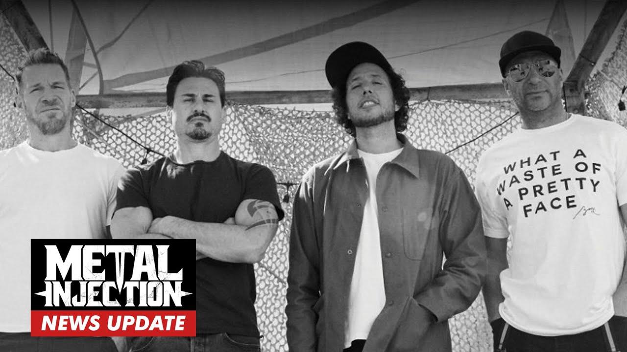 Rage Against the Machine announce tour
