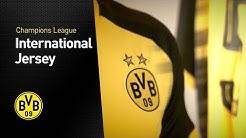 Das neue BVB-Trikot für die UEFA Champions League 2017/18