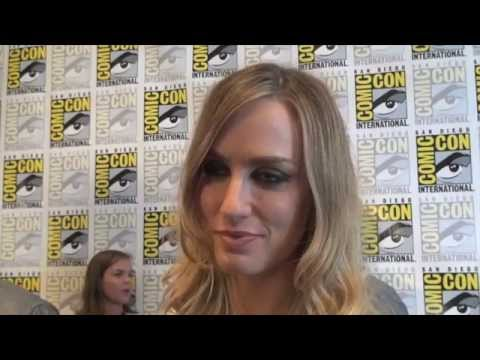 The Strain's Ruta Gedmintas at SDCC 2015
