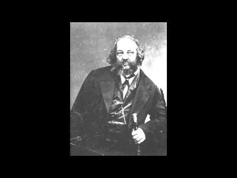 Mikhail Bakunin - God and the State