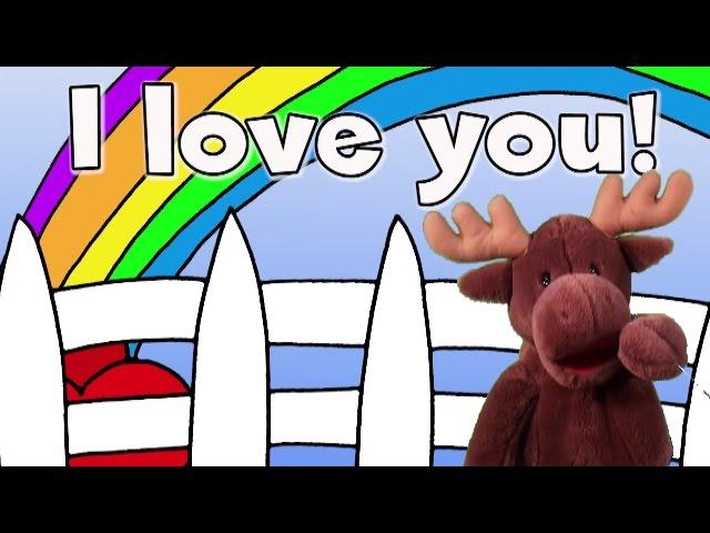 Skidamirink | Valentine's Day Song for Kids