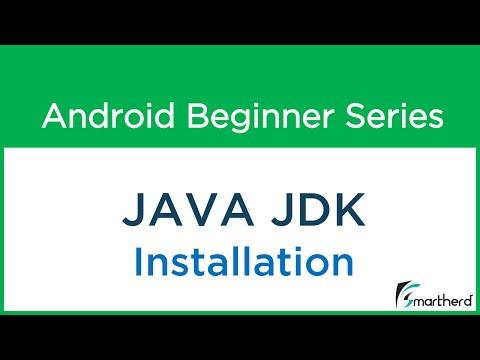 #2 Android Studio Setup: JAVA JDK Installation