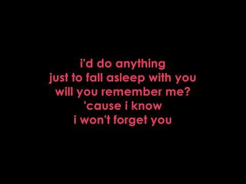 Simple Plan - I'd Do Anything ft. Mark Hoppus (Lyrics)