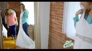 Gambar cover Dear OxiClean: You Saved My Wedding Dress From Mud