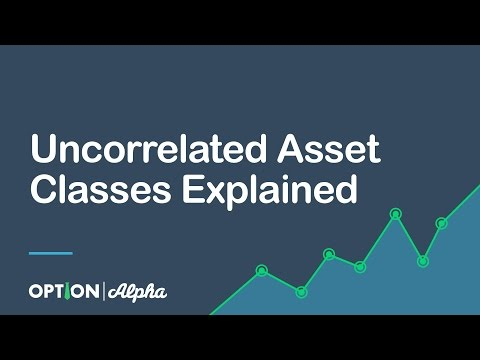 Uncorrelated Asset Classes Explained