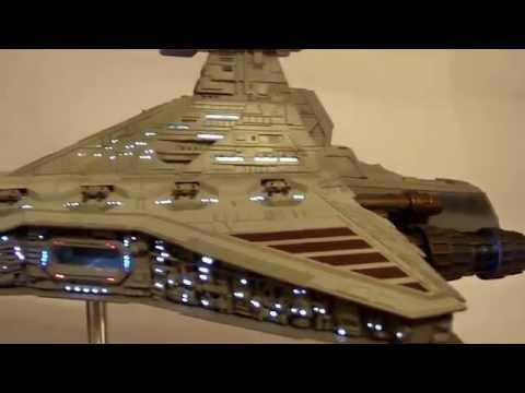 Star Wars Venator Class Republic Star Destroyer - Revell