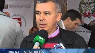 Regional de Dionísio Cerqueira recebe audiência do Orçamento
