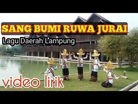 Lagu Lampung (Sang Bumi Ruwa Jurai)  Karaoke