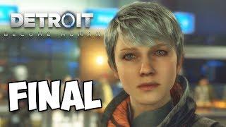 DETROIT BECOME HUMAN #4 - O FINAL!!! BOM OU RUIM? - Dublado PTBR PS4 PRO