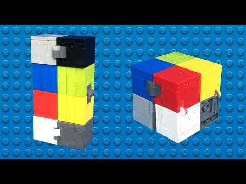 JUMBO LEGO INFINITY CUBE
