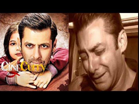 Salman Khan Seen Crying After Watching 'Bajrangi Bhaijaan' Mp3