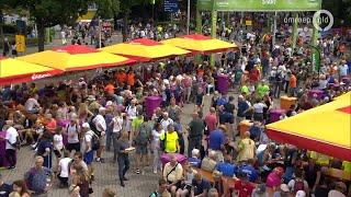 Vierdaagse Nijmegen 2019 - 4Daagse Journaal 18 juli (vanaf de Wedren)