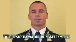 Gulyás Gergely: Ha valódi a felvétel, bűncselekmény történt 19-07-18