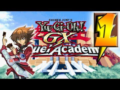 Yu-Gi-Oh GX Duel Academy - Part 1