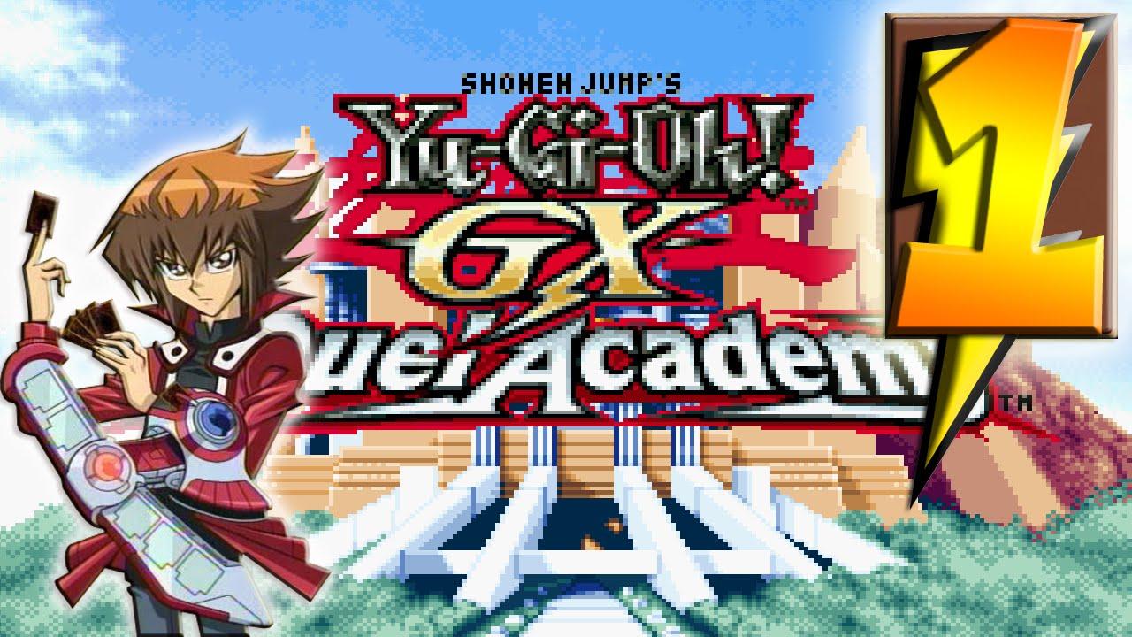 yu-gi-oh gx duel academy gba francais