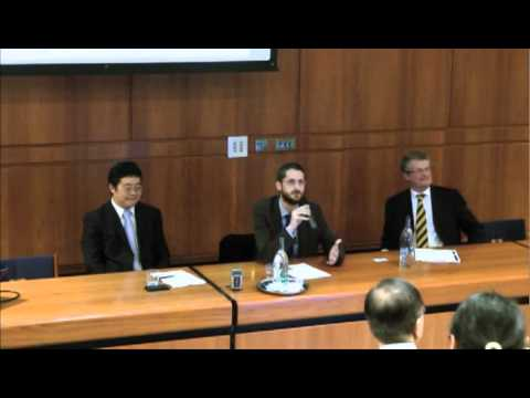 "SCELG Guest Lecture 2013 ""Developing Environmental Law in Developing China"" (Debate)"