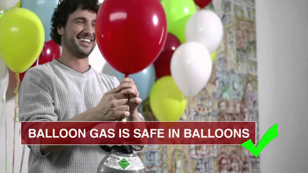 Helium Tank Hire - Helium Tank Rental - Is Helium Flammable