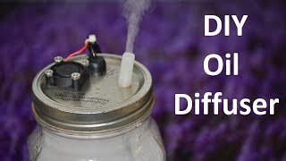 Only a few parts and about an hour you can have simple do it yourself essential oil diffuser to fill your home with amazing aromas. yes that thumbn...