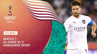 Al-Sadd SC v Hienghene Sport [Highlights] FIFA Club World Cup, Qatar 2019