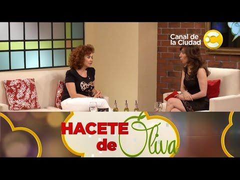 Patricia Palmer en Hacete de Oliva - programa 290