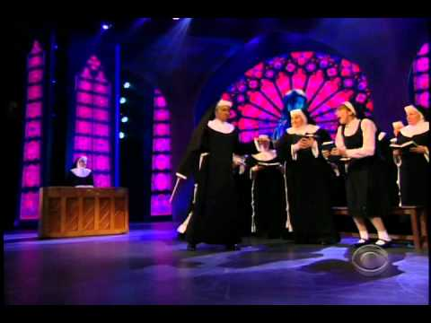 Broadway's Sister Act 2011 Tony Awards Performance