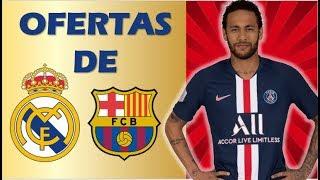 Real Madrid ou Barcelona: onde Neymar vai jogar?