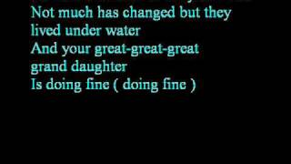 Year 3000 - The Jonas Brothers ( LYRICS )