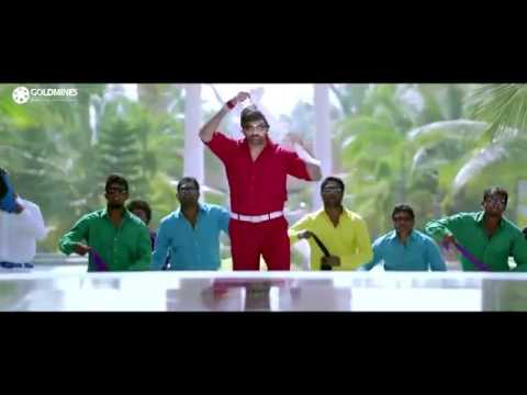 Papa papa power unlimited movie Hindi song ravi teja & hansika motwani song upload by Usama sendole