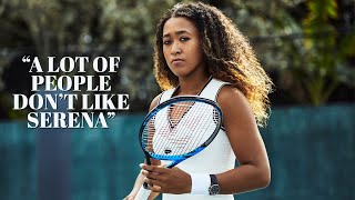 Naomi Osaka Defends Serena Williams Against Haters