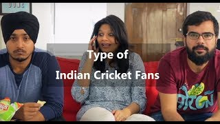 Type of Indian Cricket Fans 🏏| Magsman