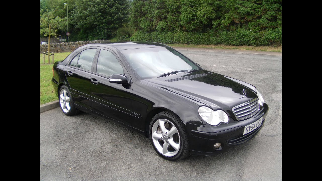 2004 mercedes c200 k classic se auto now sold youtube. Black Bedroom Furniture Sets. Home Design Ideas
