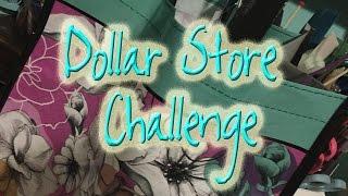 Cindy Utter's Dollar Store Challenge