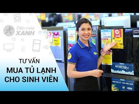 Tư Vấn Mua Tủ Lạnh Rẻ, Gọn, Tiết Kiệm Cho Sinh Viên - Thông Tin Hay Cần Biết | Điện Máy XANH