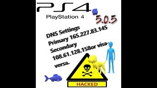 PS4 HEN Loader 5.0.5 Jailbreak Guide with PS2 .ISO on PS4 at the end