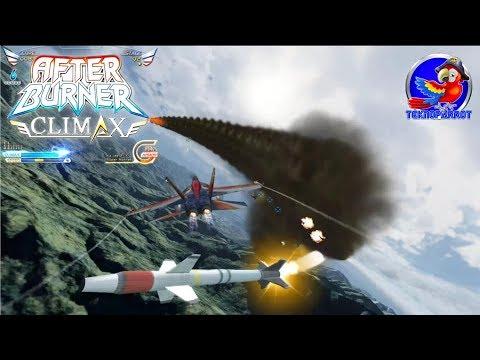 After Burner Climax - Teknoparrot 1 94