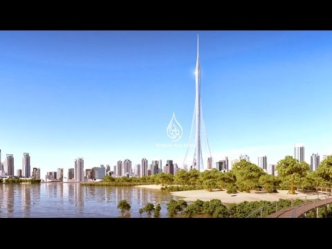 The Tower at Dubai Creek Harbour By Emaar Properties