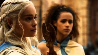 "Game of Thrones Daenerys Targaryen -Katy Perry ""Dark Horse"""