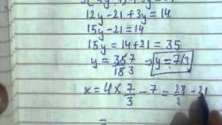 02-system of linear equations in two variables [question mp board class 10th]