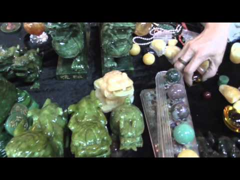 Don't Miss The Taipei Weekend Jade and Flower Market