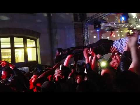 Bal des pompiers Paris Grenelle 14 juillet 2016