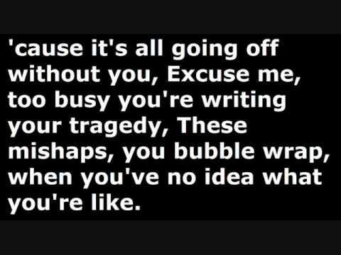 Boys Like Girls - Let Go - Lyrics  (Frou Frou Cover)