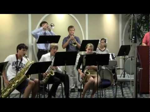 Green Onions - Imperial School of Music Jazz Combo