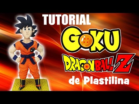 Tutorial Goku Dragon Ball Z de Plastilina Videos De Viajes