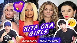 Download Lagu ENG🔥[LIT Action] Rita Ora-Girls ft. Cardi B, Bebe Rexha, Charli XCX Mp3